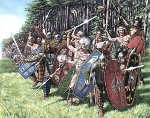ahnherr der römischen julier